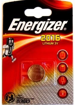 ENERGIZER 2016