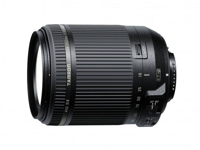 TAMRON 18-200mm DiII VC Canon