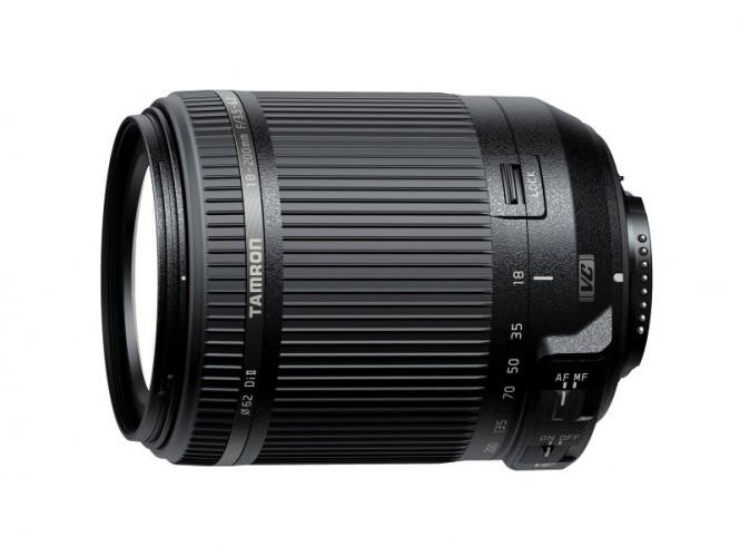 TAMRON 18-200mm DiII VC Canon