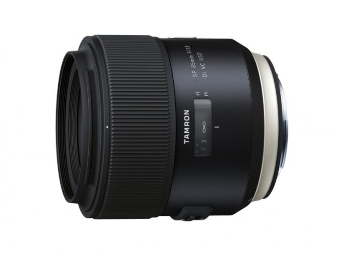 TAMRON 85MM SP VC USD Canon