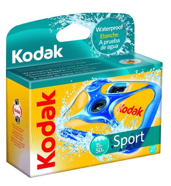 Kodak Sport engångs UV kamera