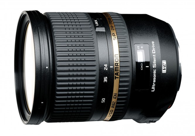 TAMRON SP 24-70 2,8 VC USD CAN
