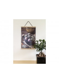 FOCUS Poster frame Oak 31cm