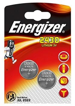 ENERGIZER CR2430 2PK