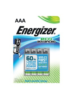 ENERGIZER eco advanced AAA 4p.