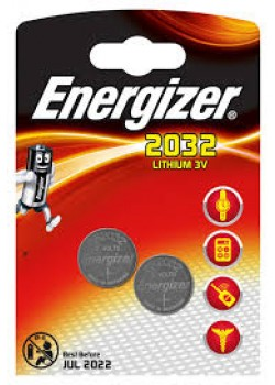 ENERGIZER CR 2032 2-pack