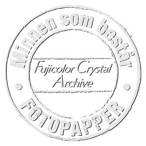 Crystal archive stämpel